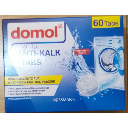 Domol anti-calcar 60 tablete